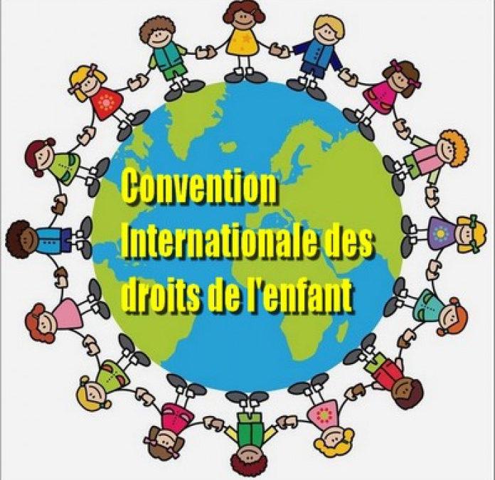 Convention internationale du droit des enfants – 30ème anniversaire