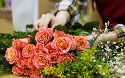Vente de fleurs du 27 mars 2021